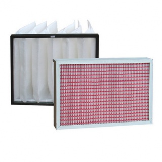 M5-filter voor Domekt 235X350X46mm